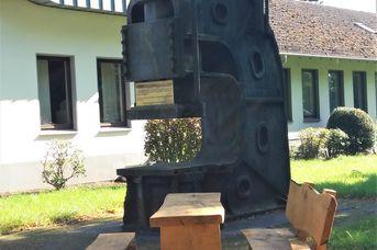 Rastplatz Stahlwerk Augustfehn II