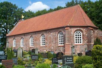 Marien-Kirche und Orgel