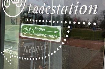 E-Bike Ladestation Timmel