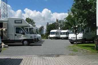 Reisemobilstellplatz Rorichum