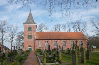 Ev. - luth. Petrus -Paulus-Kirche Timmel