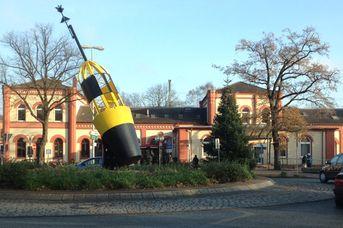 Bahnhof Leer