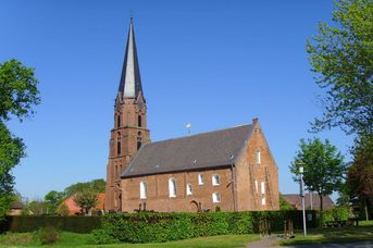 Ev.- luth. Martin - Luther Kirche Bagband