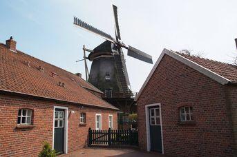 Mühlenensemble in Mitling-Mark