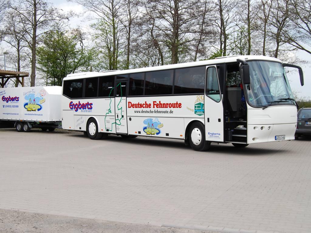 Bustagesfahrten Reisebus