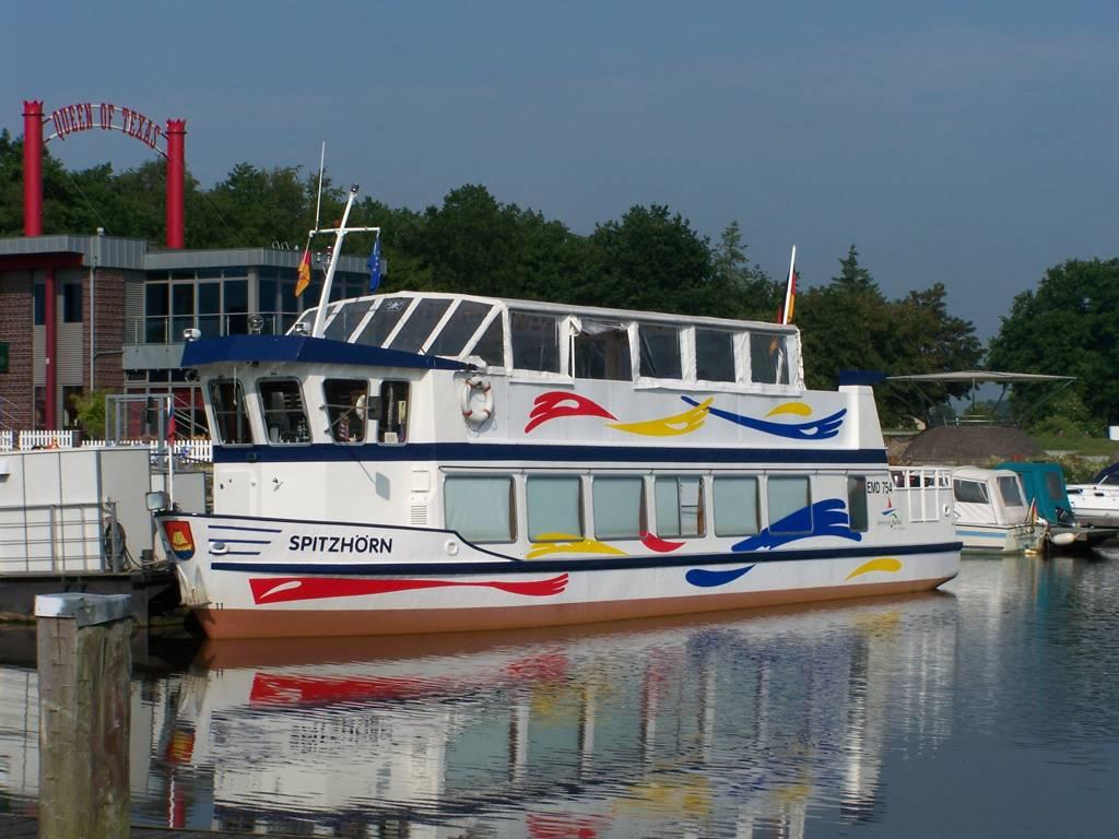Schiff MS Spitzhoern