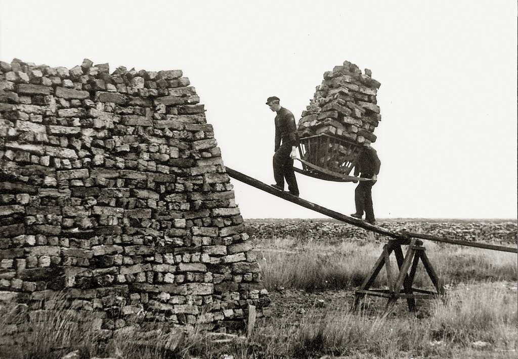 Geschichte Fehnkultur Moor