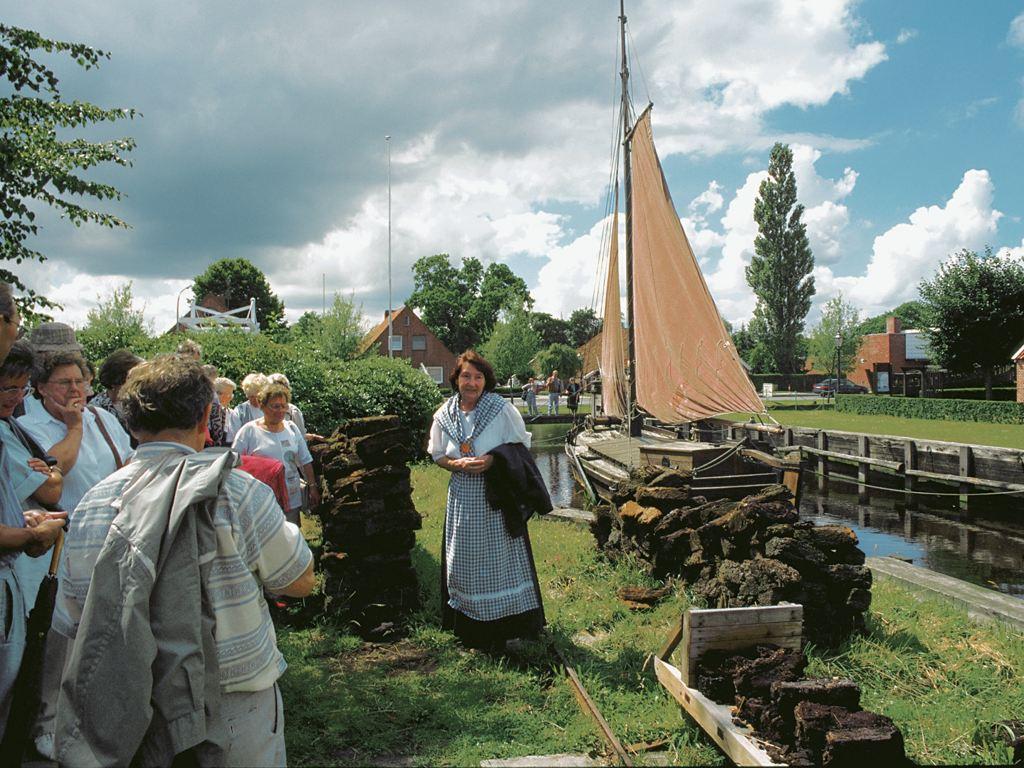 Geschichte Fehnkultur