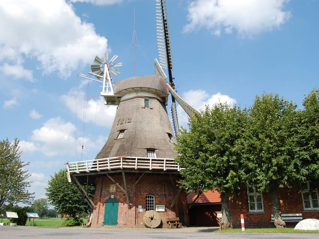 Bagbander Mühle