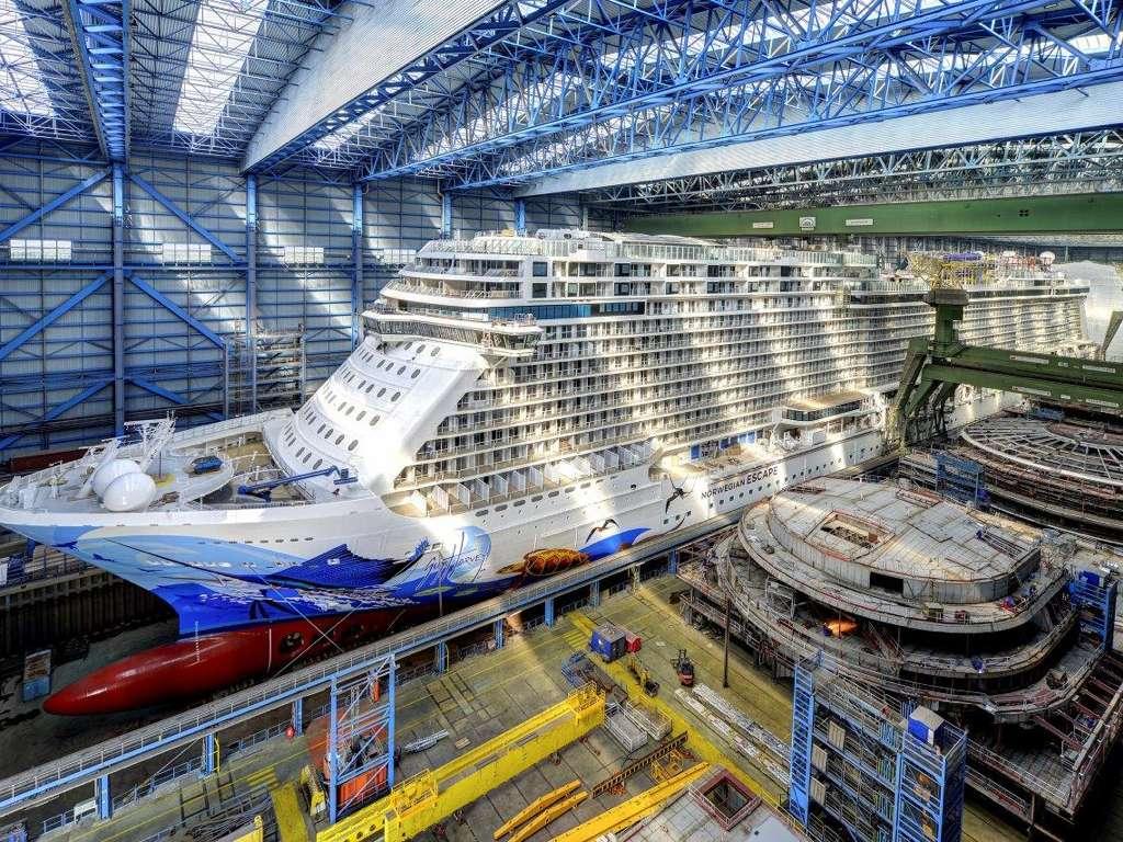 Baudock Meyer Werft